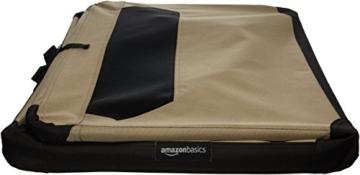 AmazonBasics - Hundekäfig, weich, faltbar, 76 cm - 6