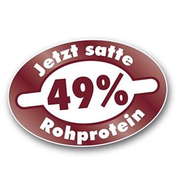 AQUALITY PREMIUM Hauptfutter-Flocken 10.000 ml (GRATIS Lieferung innerhalb Deutschlands - Top Premium Fischfutter Flocken mit satten 49% Rohprotein - das wertvolle Nature Hauptfutter. Aussschließlich aus natürlichen Bestandteilen tierischer und pflanzlicher Herkunft. Ohne künstliche Farbstoffe!!! Für gesunde und farbenfrohe Aquarium Zierfische) - 3