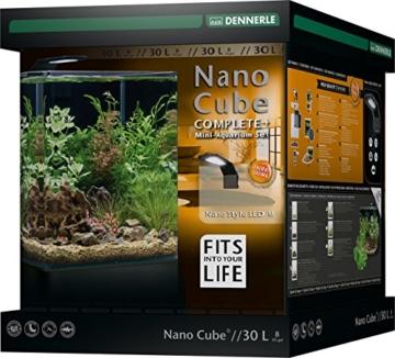 Dennerle 5584 NanoCube Complete+ 30L - Style LED NEU, M - 2