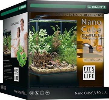 Dennerle 5584 NanoCube Complete+ 30L - Style LED NEU, M - 3
