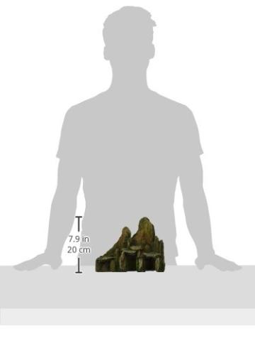 Europet Bernina 234-104576 Decor-Stein Slate 25.5 x 15.5 x 20 cm Farbe: Moos - 2