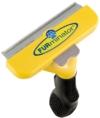 FURminator deShedding Hunde-Pflegewerkzeug zur Fellpflege – Hundebürste in Größe L zur gründlichen Entfernung von Unterwolle und losen Haaren - für langhaarige Hunde - 1
