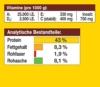 JBL NovoBel 30140 Alleinfutter für alle Aquarienfische, Flocken 1 l - 1