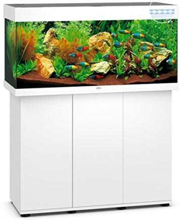 Juwel Aquarium 04451 Rio 180 LED, mit Unterschrank SBX, weiß - 3