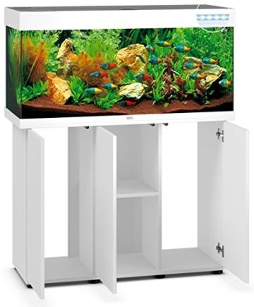 Juwel Aquarium 04451 Rio 180 LED, mit Unterschrank SBX, weiß - 4
