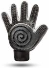 [Komplett verbessert] Fellpflege-Handschuh 2.0 für Katze & Hund – Hundebürste & Katzenbürsten für kurzhaar & langhaar - Tierhaar Handschuh für Hunde und Katzen - 1