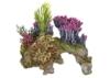 """Nobby 28064 Aquarium Dekoration Aqua Ornaments """"KORALLE"""" mit Pflanzen; L15,5 x B9 x H10,5 cm - 1"""