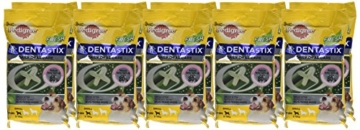 Pedigree Denta Stix Fresh Hundeleckerli für kleine Hunde, Kausnack gegen Zahnsteinbildung, Für gesunde Zähne und einen frischen Atem, 1er Pack (1 x 10 Pack) - 2
