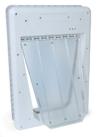 PetSafe, SmartDoor, elektrische Haustierklappe, individuelle Eintritts- Austrittskontrolle, 3 Verschlussoptionen, 63 cm x 43,80cm - 1