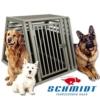 Schmidt-Box Hundebox Einzelbox UME 65/93/68 (für grosse Hunde) - 1