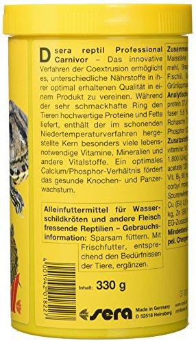 Sera 01822 reptil Professional Carnivor 330 g - Fleisch fressende Reptilien ernähren wie die Profis - 4
