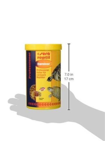Sera 01822 reptil Professional Carnivor 330 g - Fleisch fressende Reptilien ernähren wie die Profis - 7