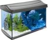 Tetra AquaArt Discovery Line LED Aquarium-Komplett-Set  60 Liter anthrazit (inklusive LED-Beleuchtung, Tag- und Nachtlichtschaltung, EasyCrystal Innenfilter und Aquarienheizer, ideal für Zierfische) - 1
