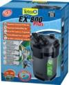 Tetra Aquarien Außenfilter EX 800 Plus (leistungstarker Filter für Aquarien von 100-300 L, Komplettset mit Ansaughilfe zum Schnellstart und Filtermedien) - 1