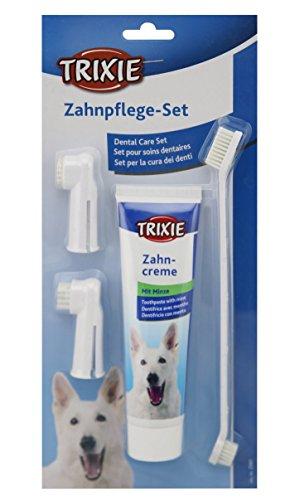 Trixie 2561 Zahnpflege Set, Hund, 1 Set - 1