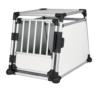 Trixie 39342 Transportbox, Aluminium, 63 x 65 x 90 cm - 1