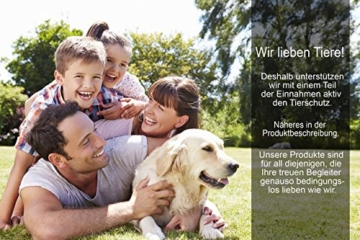 WellPets Profi-Hundepfeife 3 Stück | 7X Bonus inkl. 2 Ersatz-Pfeifen, 2 Umhängebänder, Edler Leckerlibeutel, Hunde-Klicker und Ebook Hundetraining | Ultraschall, Hochfrequenz, Verstellbar und Leise - 7