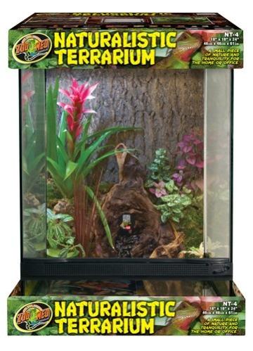 Zoo Med NT1 - Naturalistisches Terrarium - 1