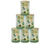 Dehner Best Nature Katzenfutter Adult, Geflügelherzen und Kaninchen, 6 x 400 g (2.4 kg) - 1