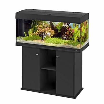 Ferplast 66000717 Unterschrank für Aquarium, Maße: 101 x 41 x h 73 cm, schwarz - 3