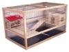 PETGARD Kaninchen- und Meerschweinchenheim SAN Marino 120 Deluxe - 1