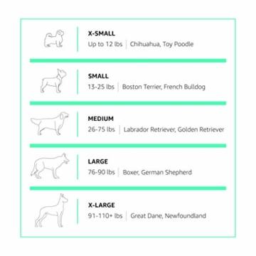 AmazonBasics - Hundekäfig, weich, faltbar, 53 cm - 2
