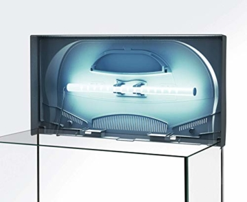 Tetra Regular Starter Line Aquarium-Komplettset mit LED-Beleuchtung stabiles 54 Liter Einsteigerbecken mit Technik, Regular Starterline, Futter und Pflegemitteln - 4