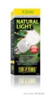 Exo Terra Natural Light Vollspektrum-Tageslichtlampe für Reptilien und Amphibien 13W - 1