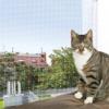 Trixie 44333 Schutznetz, 6 × 3 m, transparent - 1