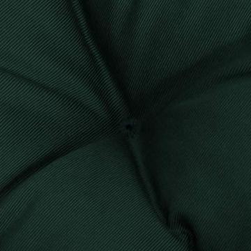 vedea Hundebett inkl. Hundekissen 2tlg. Orthopädisch von Tierärzten entwickelt - 95° waschbar Made in Germany (XXL (80 x 70 x 15 cm), Dunkelgrün) - 3
