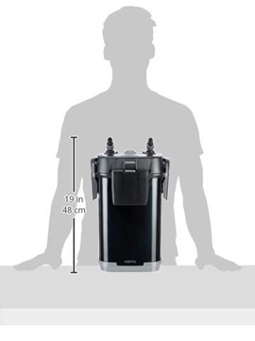 AQUAEL 120666 Filter ULTRAMAX 2000, schwarz, 6608 g - 6