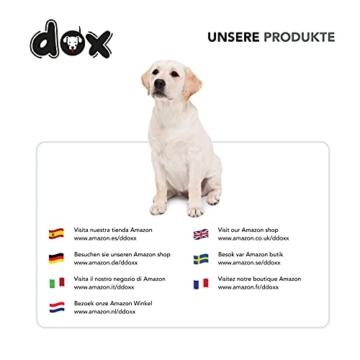 DDOXX Hundegeschirr Air Mesh, Step-In, verstellbar, gepolstert | viele Farben & Größen | für kleine, mittlere & große Hunde | Brust-Geschirr Hund Katze Welpe groß | Katzen-Geschirr klein | Grün, XS - 8