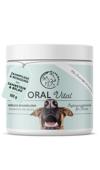 Annimally Zahnpflege Pulver für Hunde I Mittel gegen Zahnstein Hund - Natürliche besonders effektive Zahnreinigung bei Gelben Zähnen, Mundgeruch und Plaque (100 g) - 1