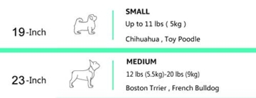 Amazon Basics Transportbox für Haustiere, 2 Türen, 1 Dachöffnung, 58cm - 5