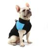 FEimaX Hundemantel Hundejacke Wasserdicht Warme Hund Jacke für Kleine Mittlere Große Hunde Haustier Kleidung Winterjacke Baumwolle Welpen Weste für Kaltes Wetter (S, Blau) - 1