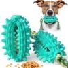 PewinGo Hundespielzeug Ultra-langlebiges Chewer-Dog Zahnbürste Robustes Kauspielzeug für Langeweile Mittelgroße Hunde, Anti-Bite Interaktives Kauspielzeug für Hunde für Aggressive - 1