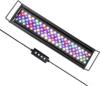 hygger Aquarienbeleuchtung, Aquarium LED Beleuchtung, 24/7 Modus für Sonnenaufgang-Tageslicht-Mondlicht, einstellbare Zeitschaltung einstellbare Helligkeit, mit ausziehbarer Halterung, 7 Farben - 1