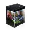 Nobleza-Nano-Fischtank-AquariummitLED-Leuchten&Filtersystem,tropischeAquarien, 7Liter,Schwarz - 1